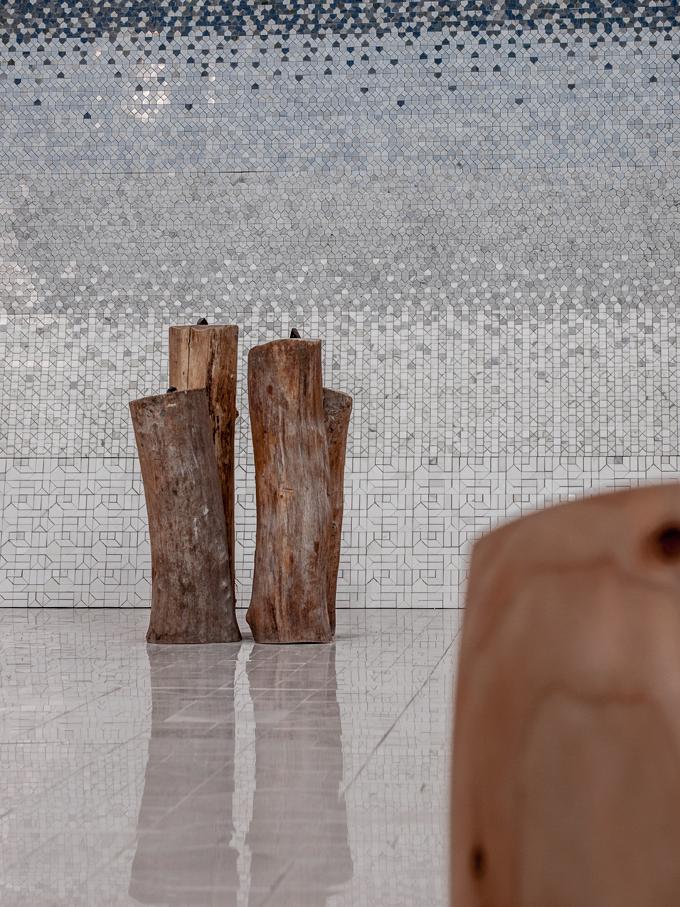 Gumdesign for La pietra tradizionale casa santorini