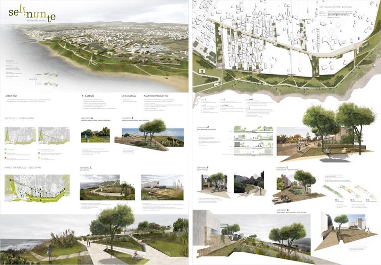 Gumdesign architecture for Concorsi di architettura